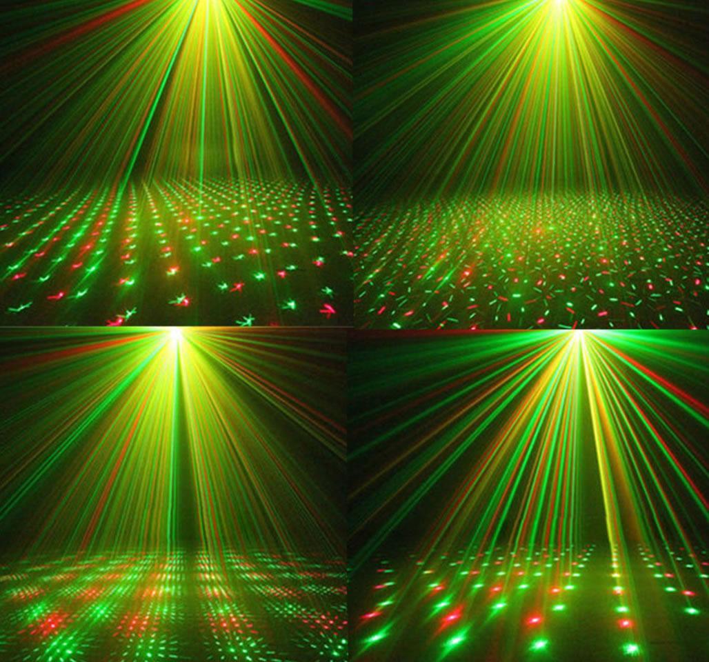 Foto 15 - Mini laserový projektor