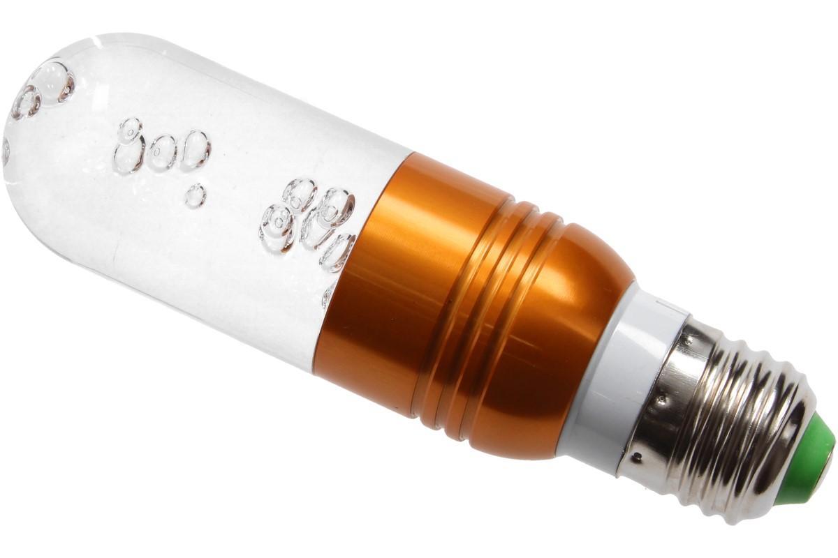 Foto 14 - LED tvarová RGB žárovka 3W na ovládání