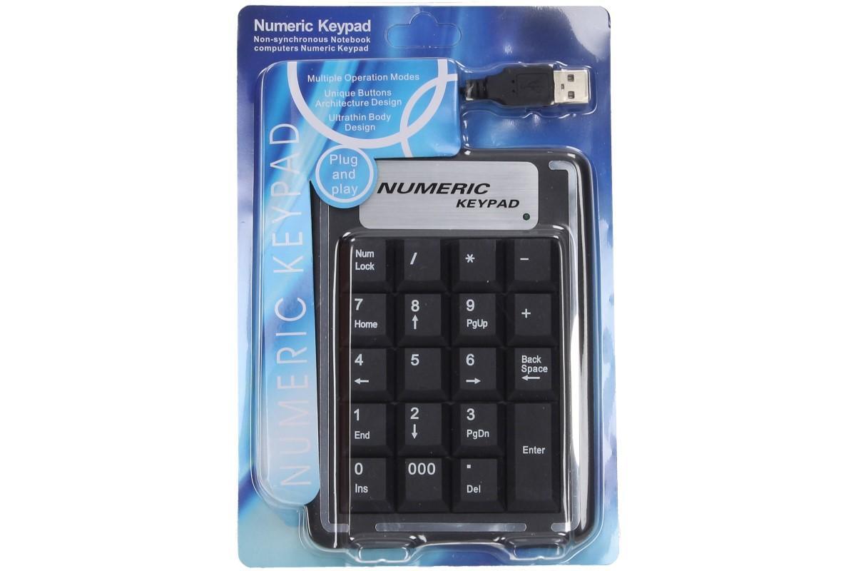 Foto 8 - Přídavná číselná klávesnice