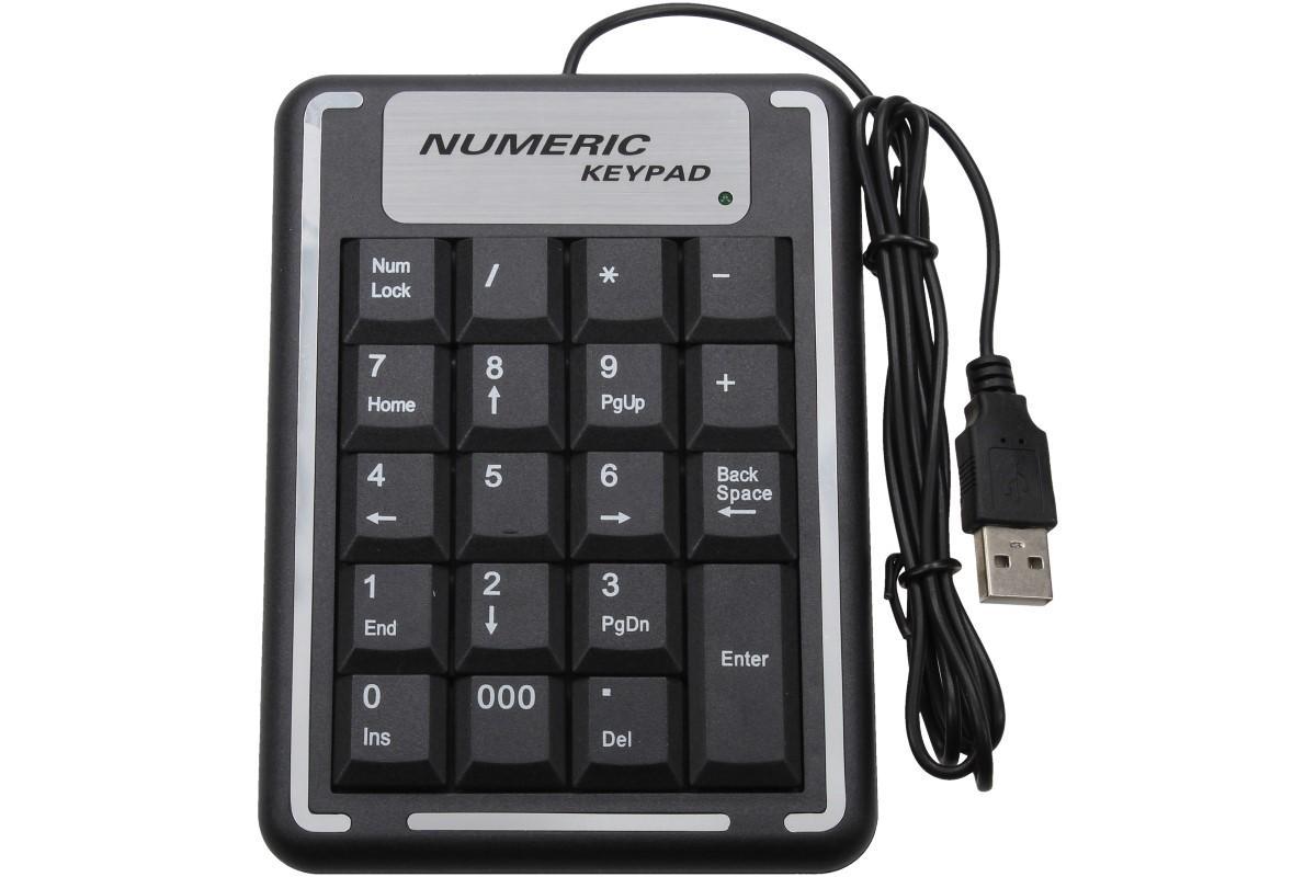 Foto 9 - Přídavná číselná klávesnice