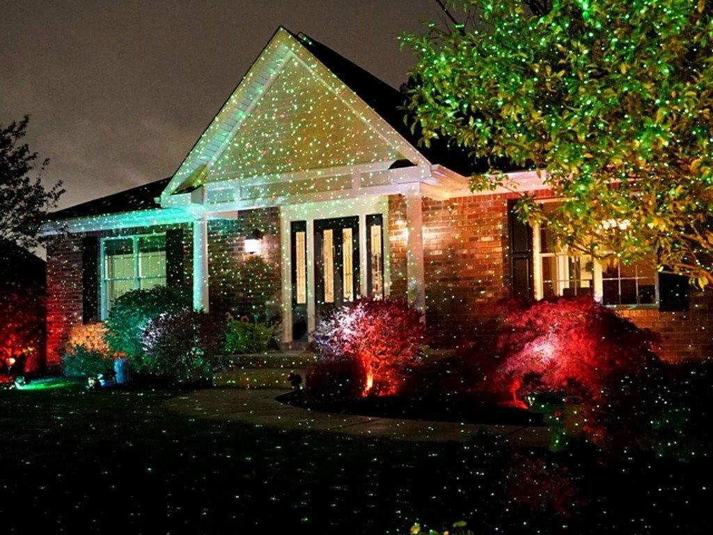 Foto 9 - Stars Viewer FOYU venkovní LED projektor