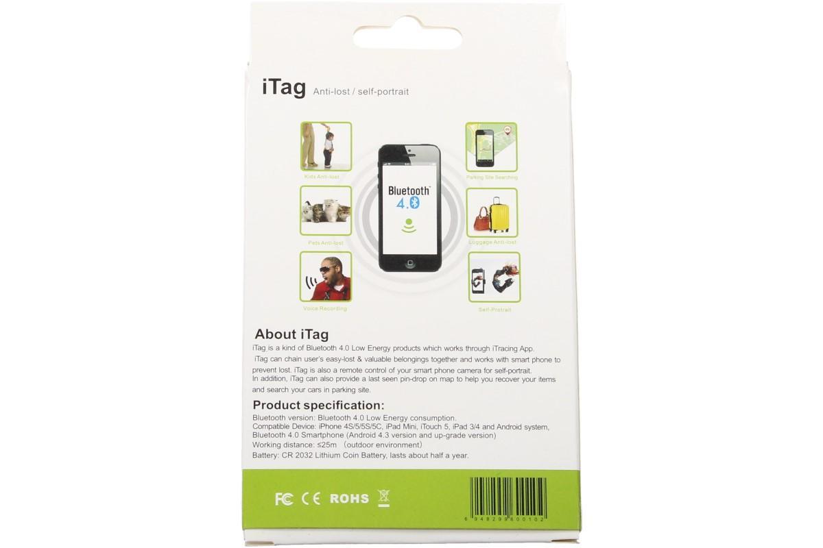 Foto 8 - Chytrý hledač klíčů iTag - Bluetooth