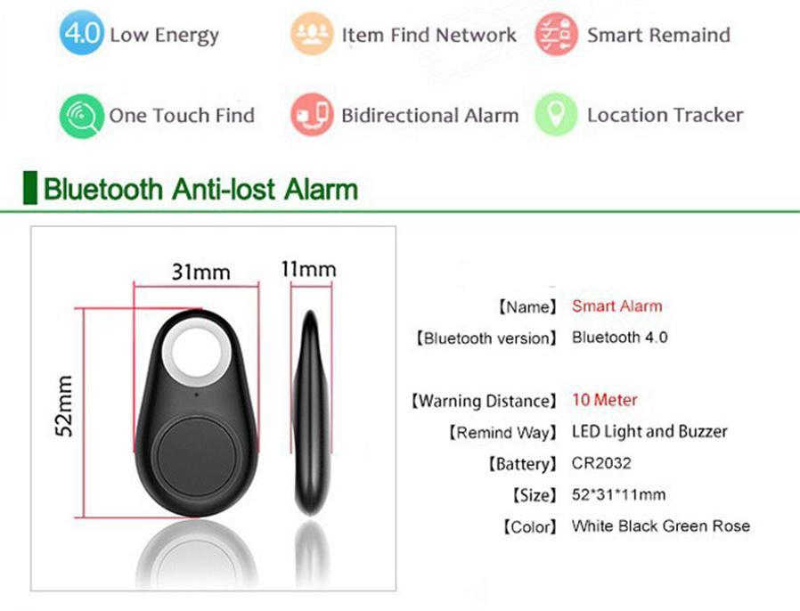 Foto 11 - Chytrý hledač klíčů iTag - Bluetooth