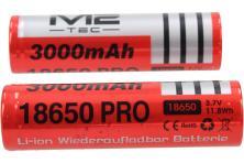 Foto 6 - Dobíjecí baterie M2 TEC 3000 mAh 3.7V