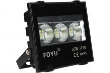Foto 12 - LED super výkonný reflektor FOYU 30W plochý