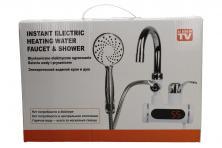 Foto 5 - Průtoková vodovodní baterie nástěnná se sprchou