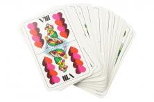 Foto 5 - Maryášové karty dvouhlavé 32 kusů