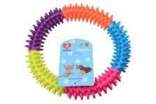 Foto 6 - Gumový kruh pro psa 15 cm