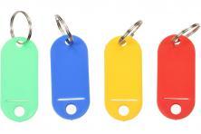Foto 5 - Popisovací rozlišovač klíčů sada 4 kusy