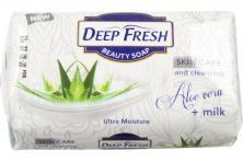 Foto 5 - Deep Fresh mýdlo na obličej i tělo Aloe Vera s mlékem