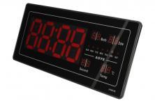 Foto 7 - Digitální hodiny 4v1 s LED displejem