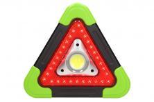 Foto 10 - Multifunkční pracovní světlo SOS trojuhleník 3v1