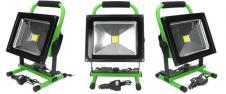 Přenosný nabíjecí LED reflektor 30W