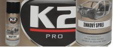 K2 ZINC SPRAY 400 ml - zinkový sprej
