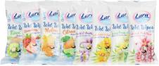Kapesní vlhčené ubrousky 15 kusů aromatické