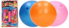 Balonky barevné s pumpičkou