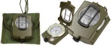 Compass DC60 vojenského vzhledu zelený