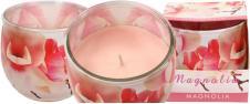 Vonná svíčka magnolie