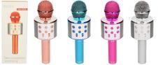 Bezdrátový karaoke mikrofon s reproduktorem