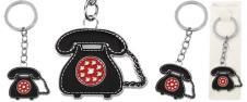 Kovová klíčenka ORIGINAL STYLE telefon