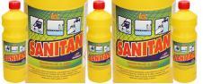 Sanitan dezinfikační a čistící prostředek