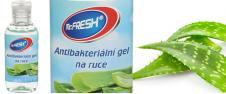 Antibakteriální Gel na ruce 50ml Mr. Fresh s Aloe Vera