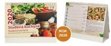 Kalendář 2020 Studená Kuchyně 22 x 17 cm