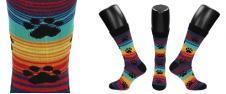 Ponožky zvířecí tlapy