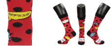 Ponožky s vtipnými hláškami