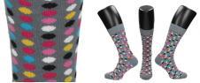 Ponožky s tečkami