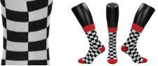 Ponožky šachovnice