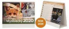 Kalendář 2020 Myslivecký 22 x 17 cm