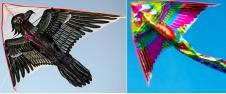 Létající drak 150 cm