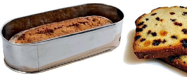 Forma na biskupský chlebíček