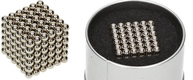 Magnetické kuličky 5 mm