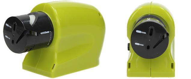 Elektrický Ostřič na nože a nůžky 2v1