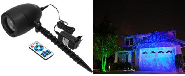 Stars Viewer FOYU venkovní LED projektor