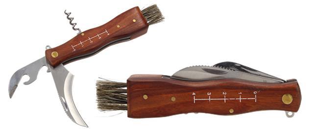 Houbařský nůž 5v1