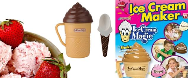 Zmrzlinovač Ice Cream Magic