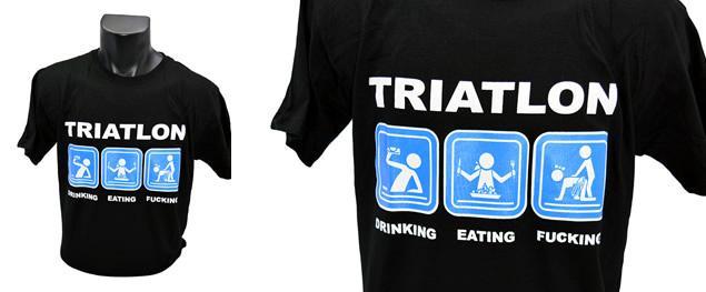 Tričko Triatlon