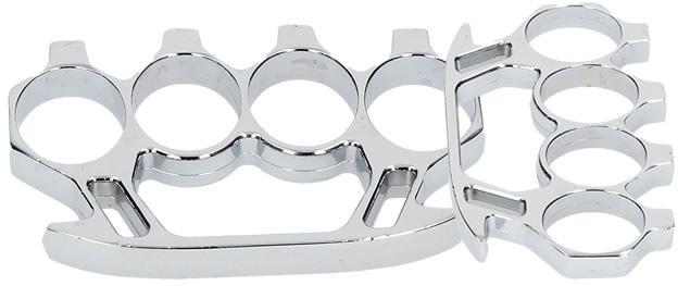 Boxer stříbrný Choppers