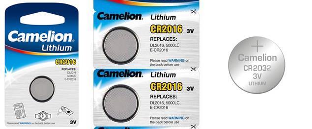 Baterie Camelion CR2016