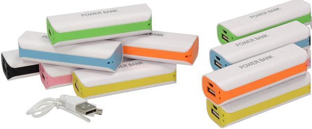 Výkonná přenosná USB nabíječka Power Bank 5600mAh