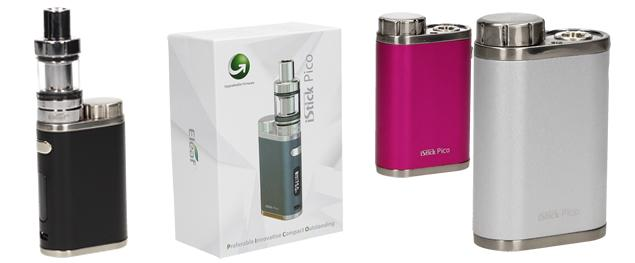 Elektronická cigareta Eleaf iStick Pico MELO III Mini