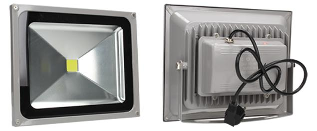 LED výkonný reflektor 50W