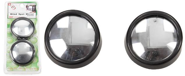 Přídavné zpětné zrcátko širokoúhlý 360°