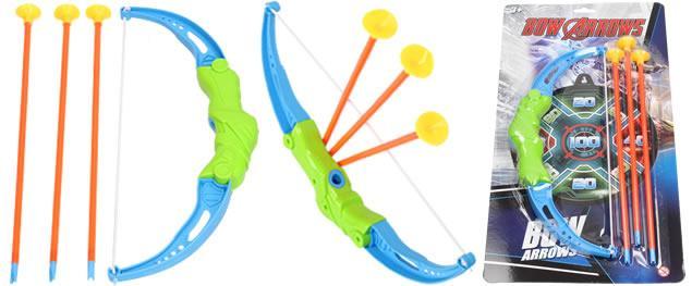 Sada dětský luk a šípy Bow Arrows