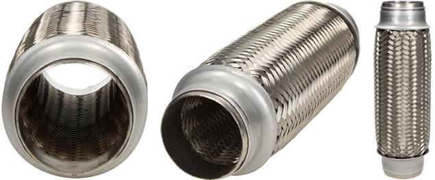 Vlnovec výfuku - pružný díl výfuku (48x200x300)