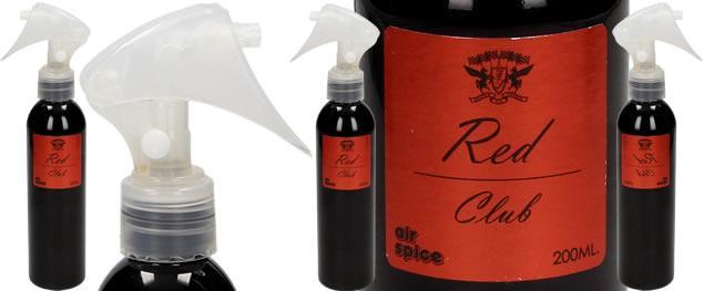 Bytový parfém Air Spice Red Club 200 ml