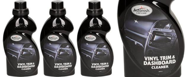 Astonish čistič plastů 750 ml